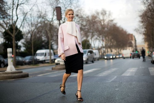 PFW Haute Couture S/S 14 - Street Style