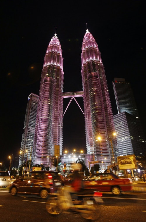 Malaysia Breast Cancer Awareness Campaign