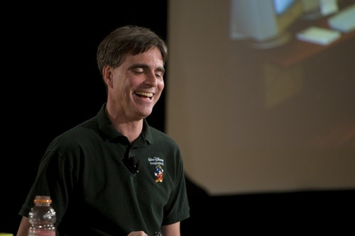 Photo Credit: The Legacy of Randy Pausch