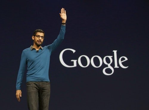 Sundar Pichai|Photo Credit: AP/達志影像