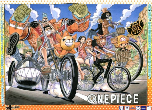 Photo Credit: One Piece