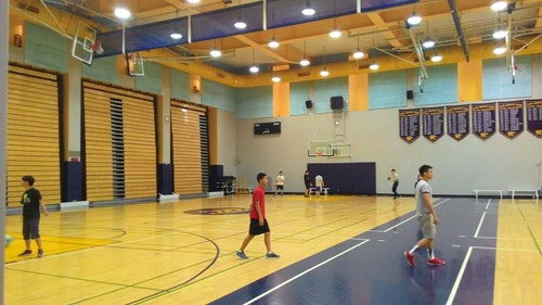 The Taipei American School's facilities include a state-of-the-art fitness center and large indoor basketball courts. Photo Credit: Taiwan Business TOPICS