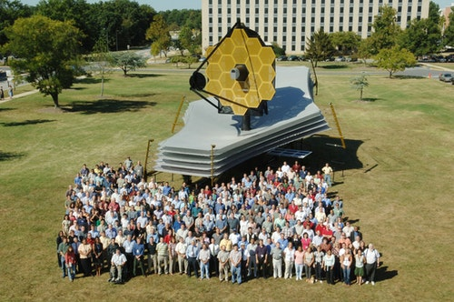 jwst_James Webb Space Telescope_詹姆士韋伯太空望遠鏡