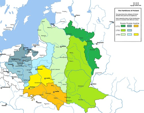Partitions_of_Poland_瓜分波蘭