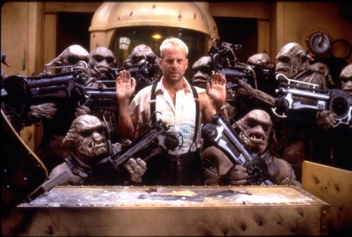 The Fifth Element 第五元素