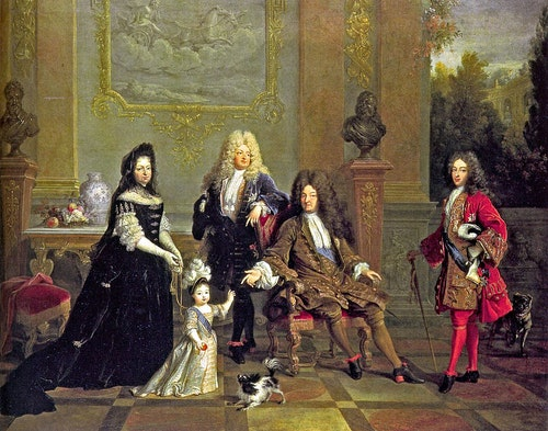 976px-Louis_XIV_of_France_and_his_family
