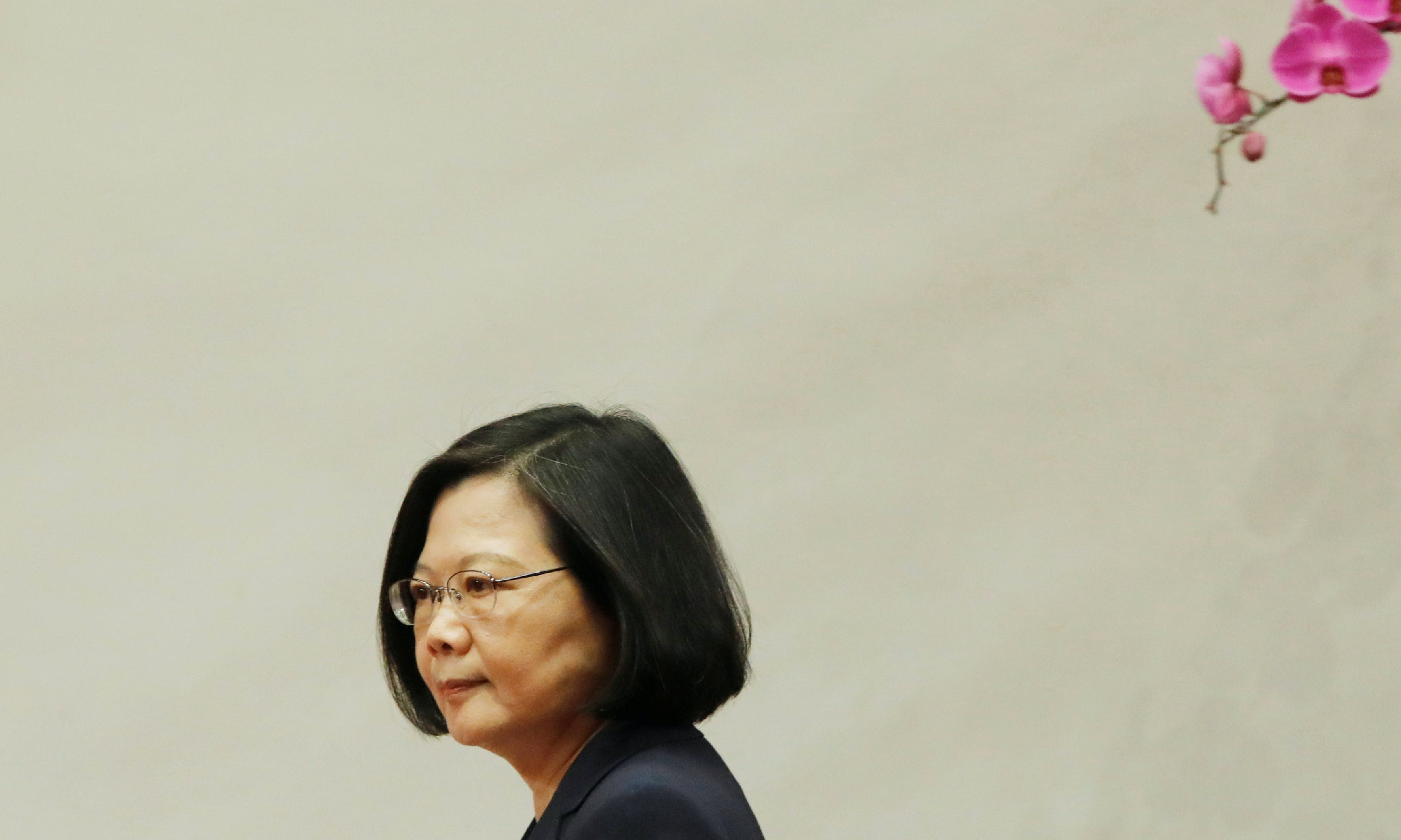 Taiwan's GDP Is Three Times Larger than Its Diplomatic Allies' Combined