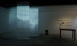 照映_Connect_複合媒材裝置_Mixed_media_installati