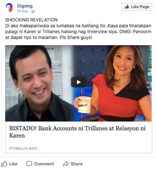 How the Democratic Philippines Was Infected With Illiberal 'Fake ...