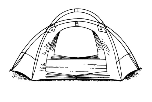 Geodesic or Dome Tents