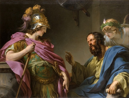 Alcibades_being_taught_by_Socrates,_Fran